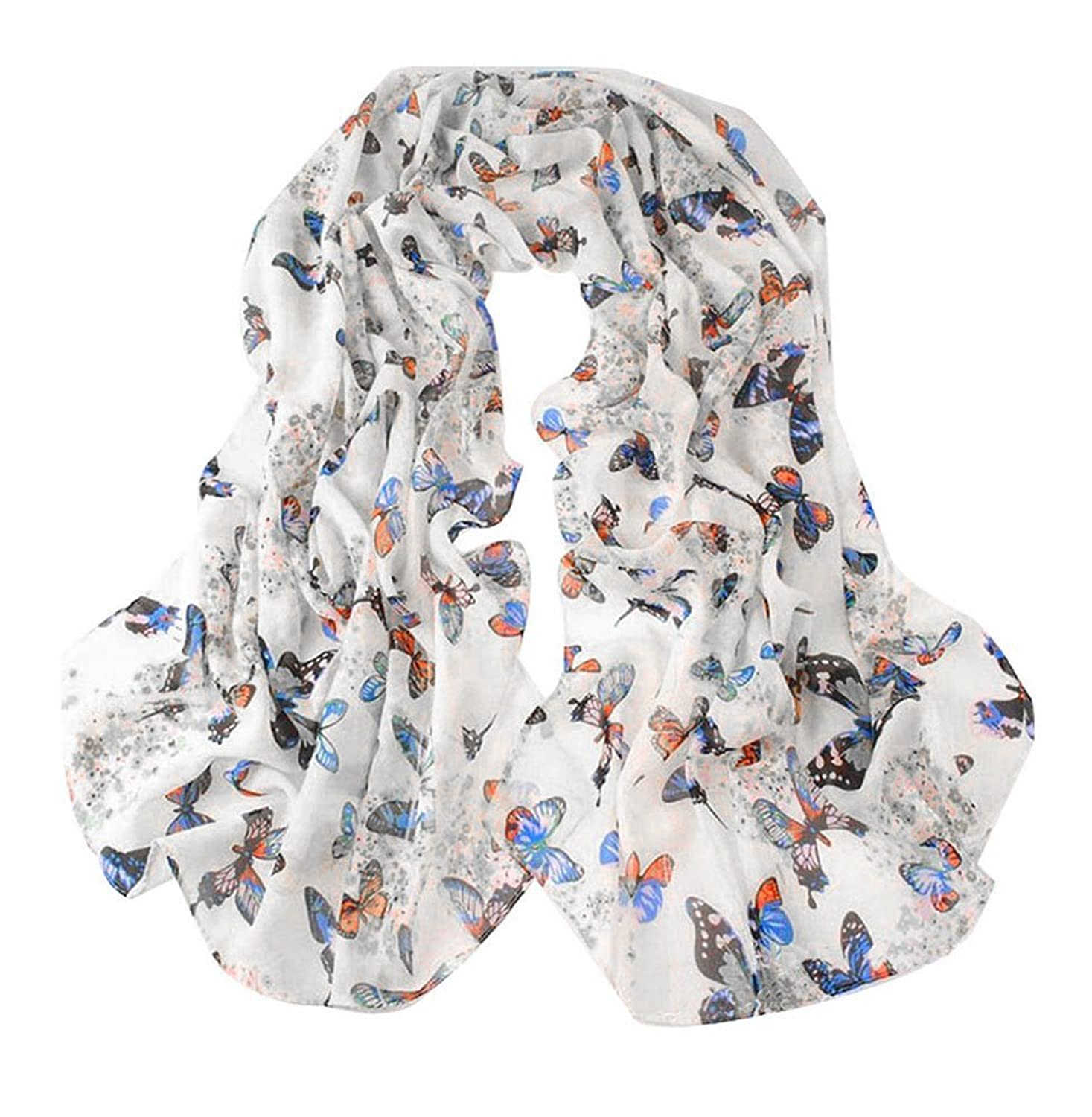 Elegant Butterfly Scarf ONLY $...