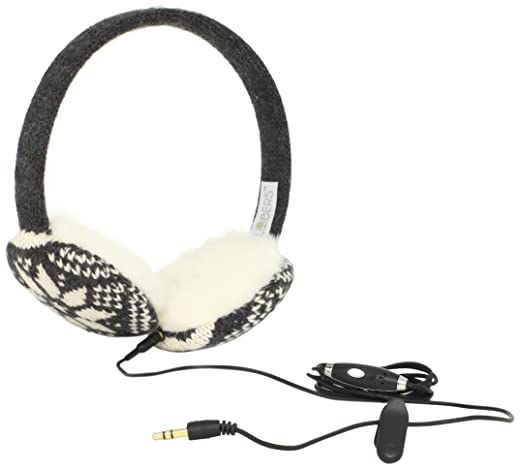 UNIQUE GIFT IDEA: Fuzzy earmuf...
