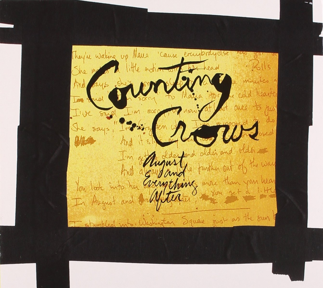 Counting Crows – Mr. Jones