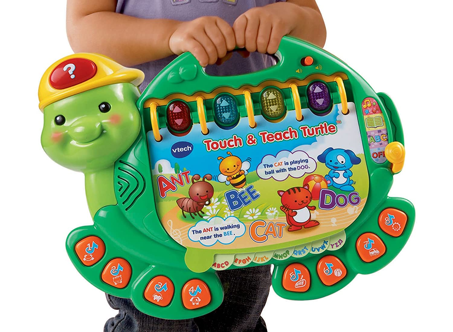 VTech Electronic Toys Interactive Book Kids Learning ...