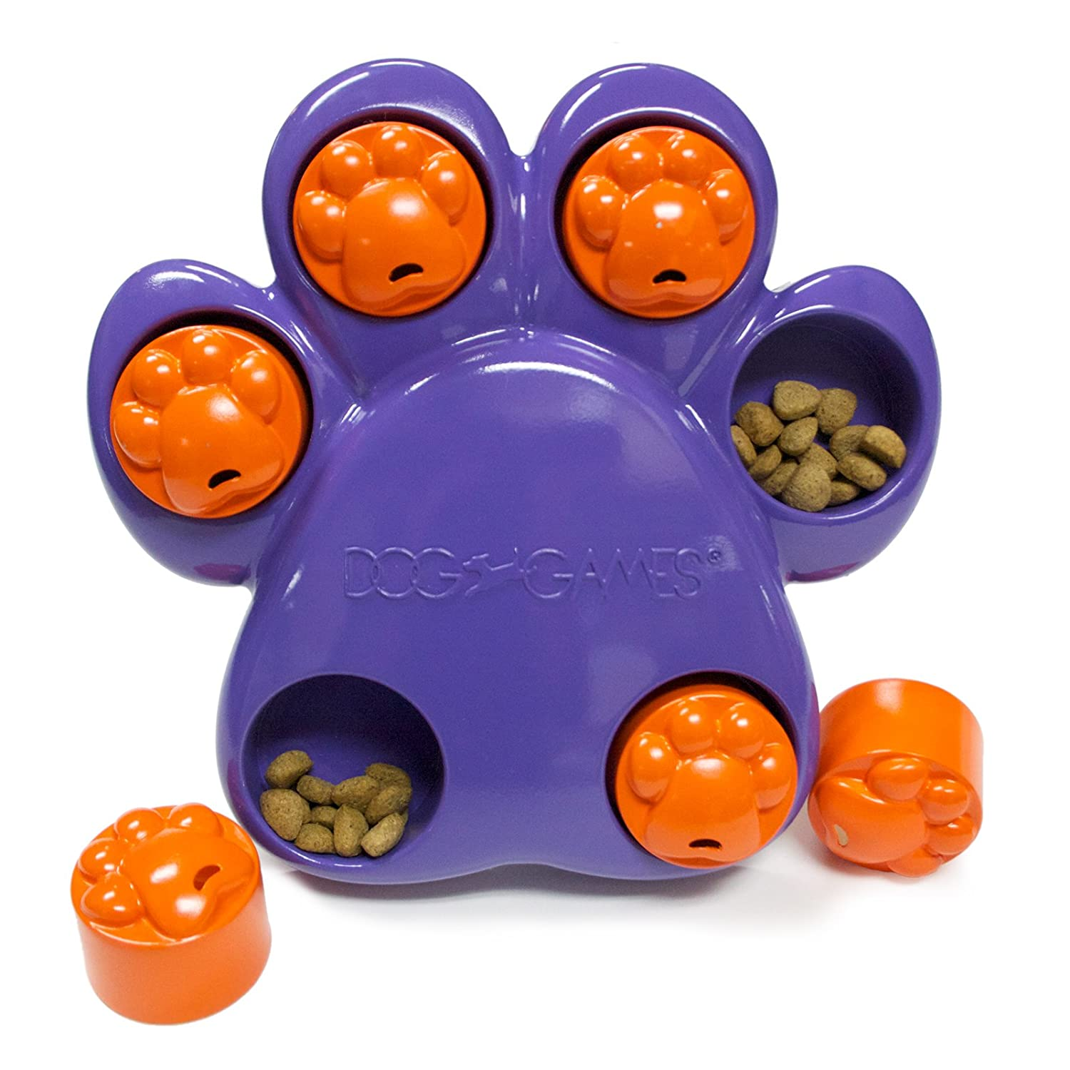 Interactive Dog With Puppies Toy