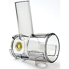 Omega 8006 UPGRADE #2 Drum Unit Juicer Nutrition Center Screen 8003, 8004, 8005