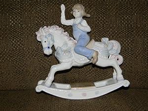 Amazon.com - Paul Sebastian Porcelain Figurine Girl on a