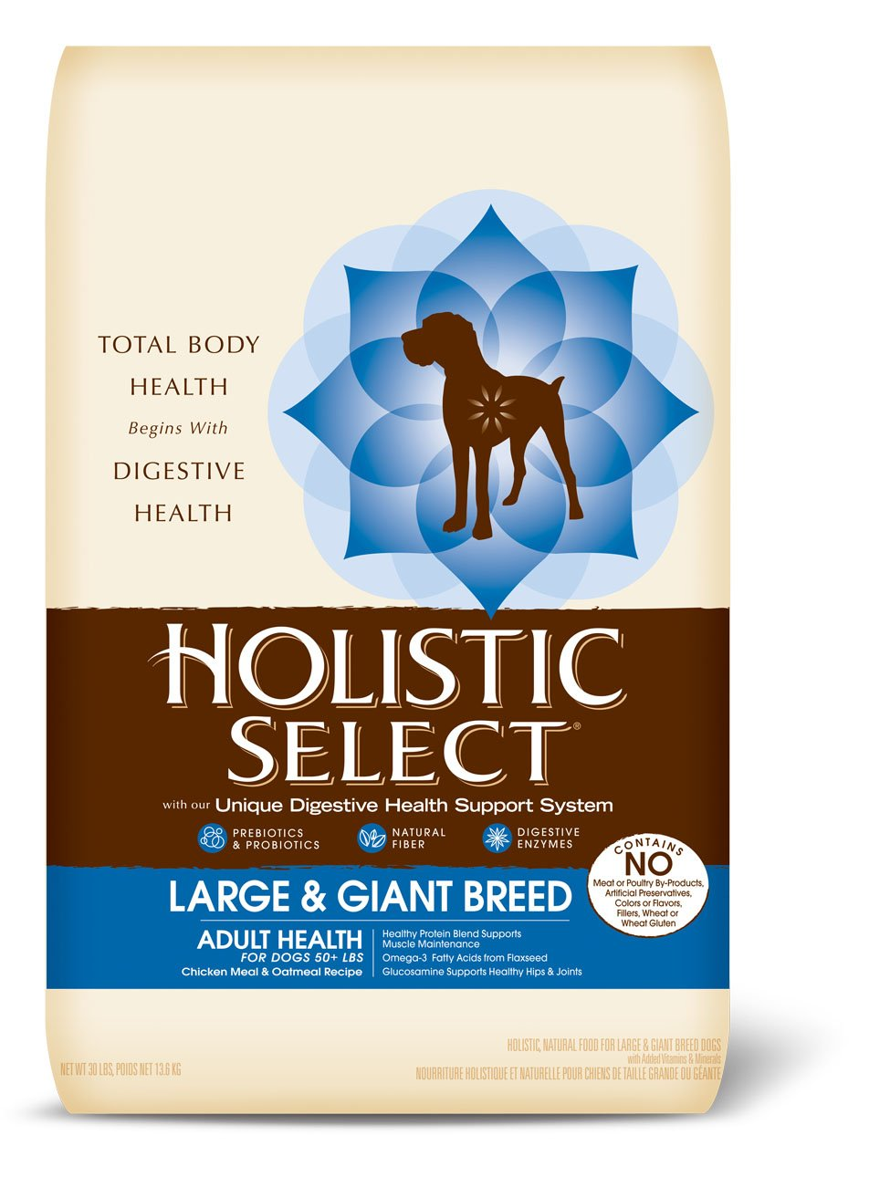 Holistic Select Large and Giant Breed Adult Chicken Meal