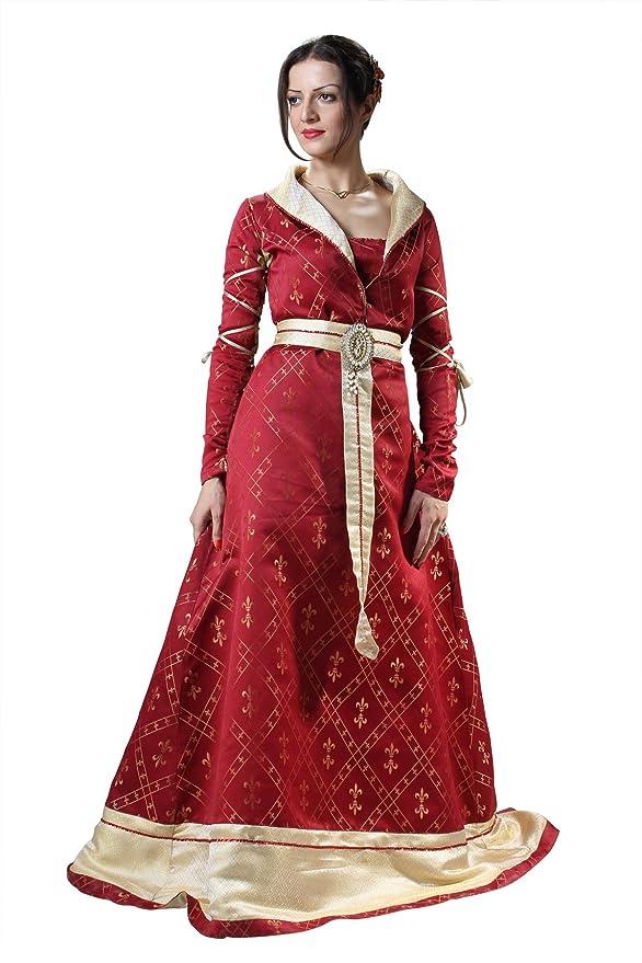 Ladies Renaissance Royal Court Dress Gowns   Deluxe Theatrical ...