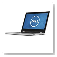 Dell Inspiron i7359-8404SLV 13.3 Inch 2-in-1 Touchscreen Laptop Review
