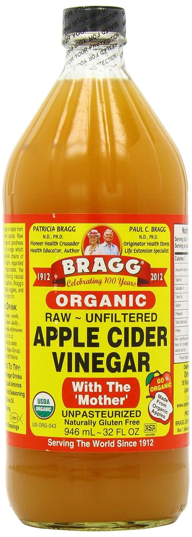 Bragg Apple Cider Vinegar Organic Raw