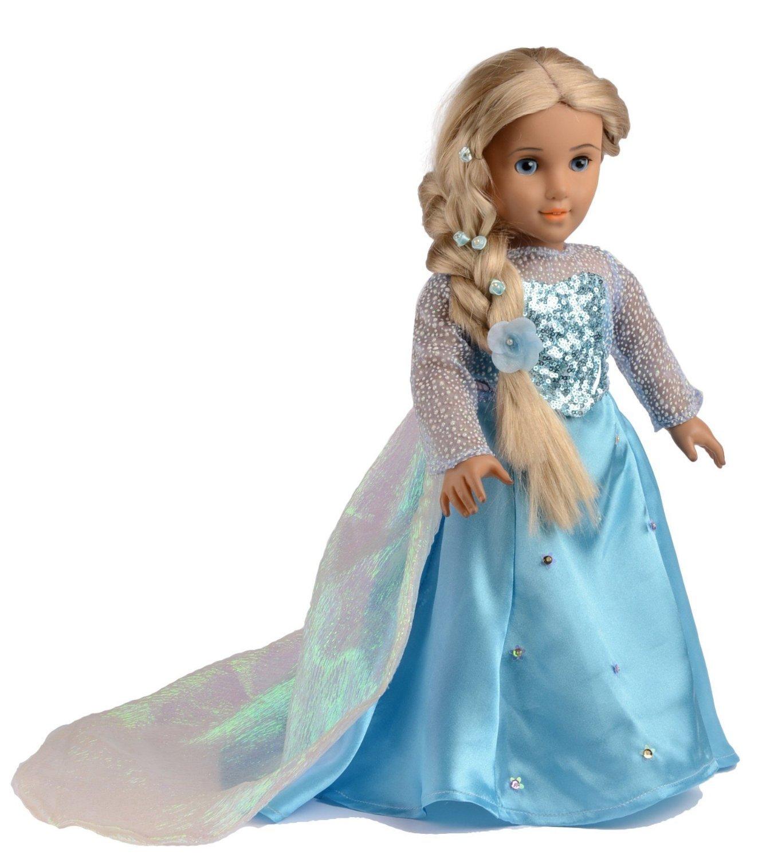 $19.99 Ice Sparkle Princess Dr...