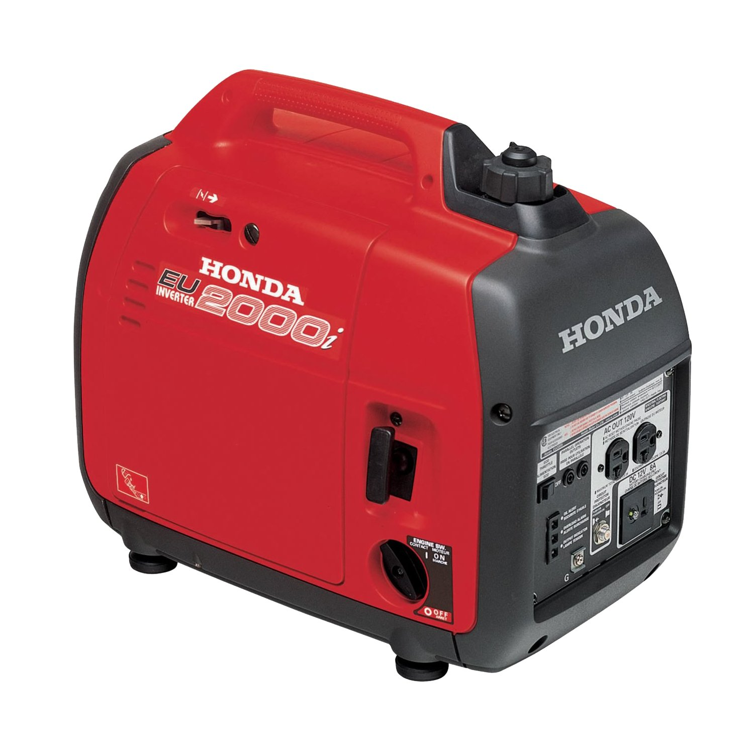 Honda EU2000I Super Quiet 2000 Watt Portable Generator with Inverter
