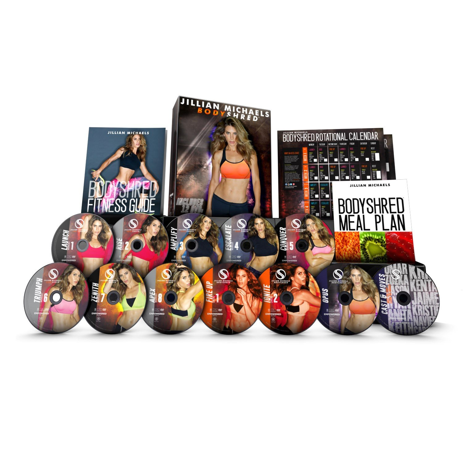 Jillian Michaels BODYSHRED Onl...