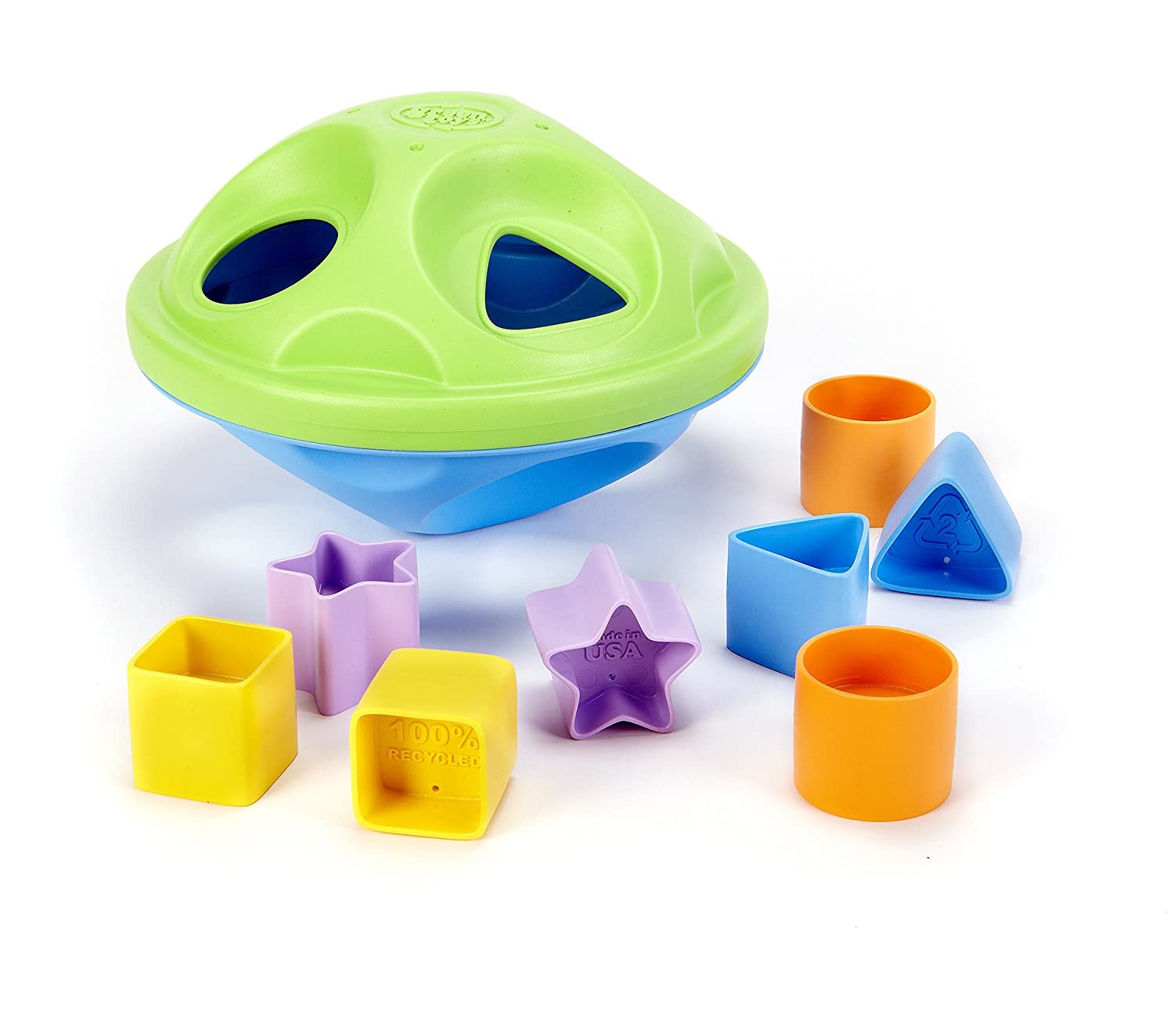 Baby toys made in the USA