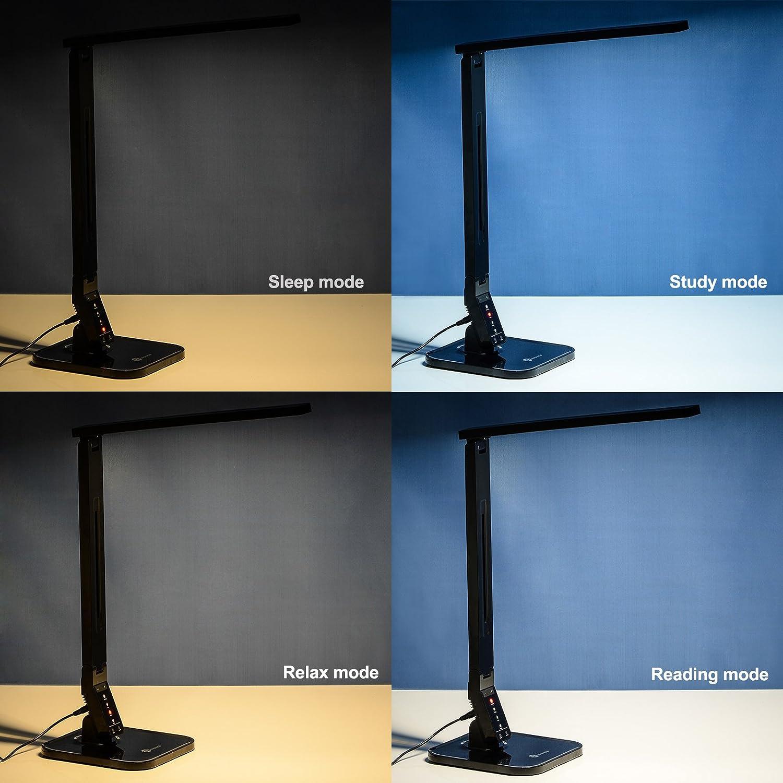 3 reasons why I love my TaoTronics LED desk lamp - Slummy