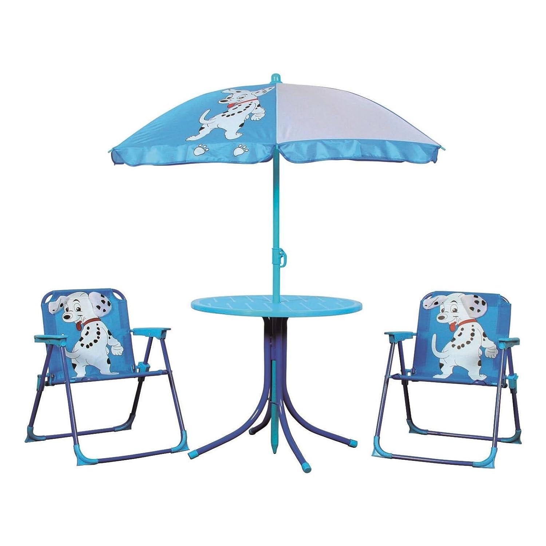 Sehr My Garden 1002288 Kinder Camping Gartenmöbel Set 2 Stühle Tisch FS31