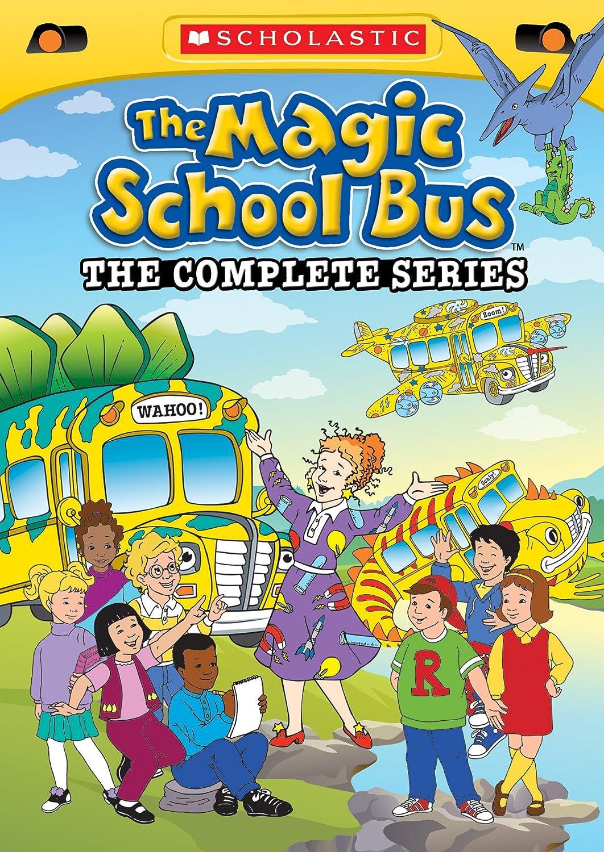 Amazon: The Magic School Bus C...