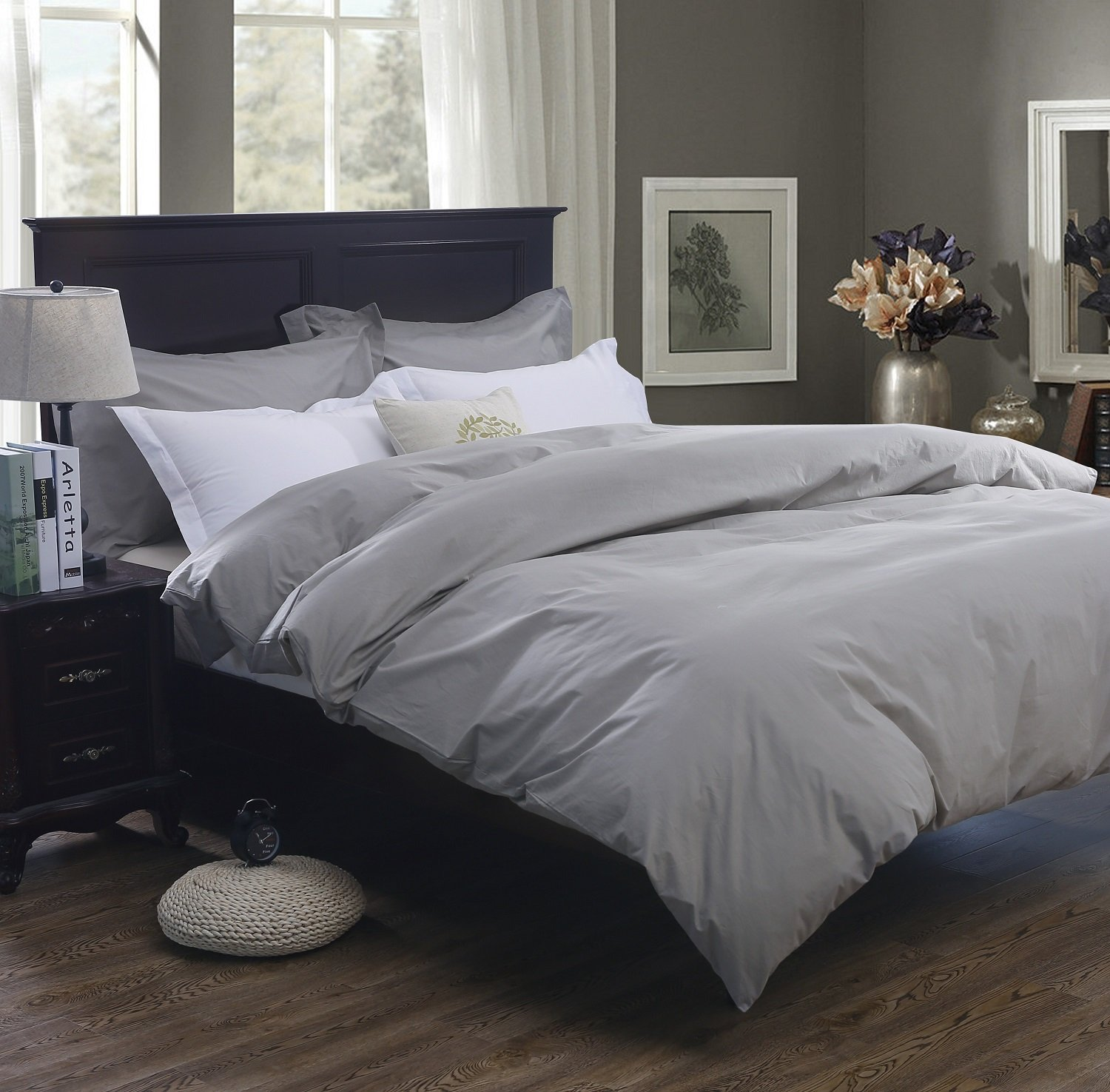 Cheap And Best Grey Comforters