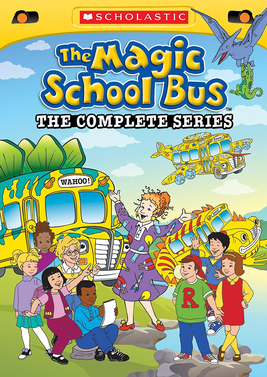 Amazon: The Magic Schoolbus Co...