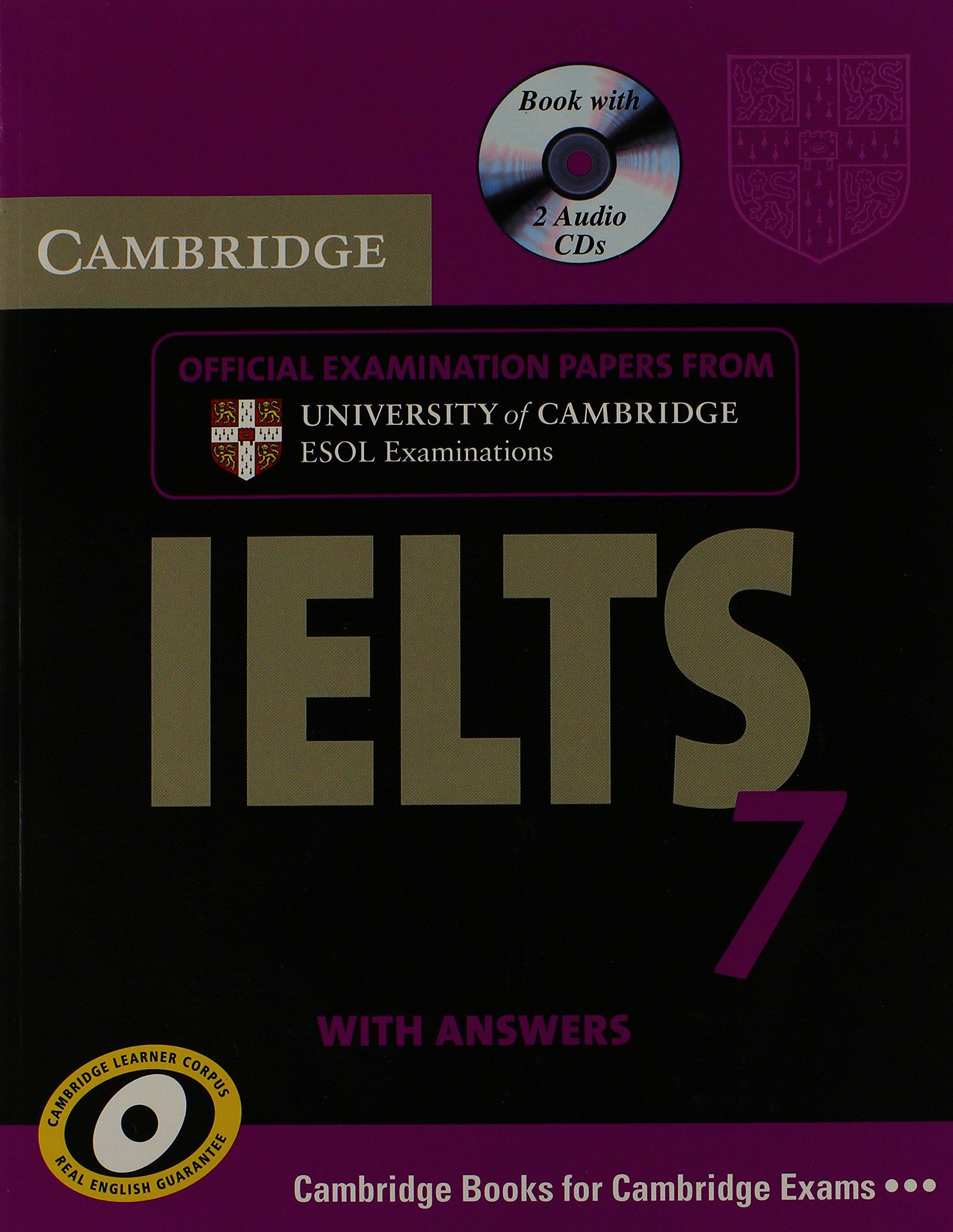Cambridge Ielts 7 Self-study Pack Pdf