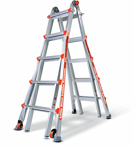 Little Giant 14016-001 Alta One Type 1 Model 22-feet Ladder