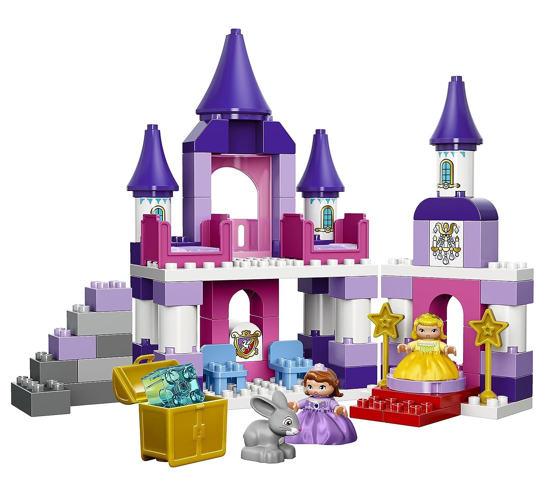 Sofia the First Duplo Lego set