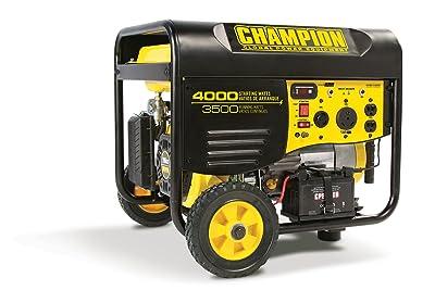 Champion Power Equipment 46539 portable generator review