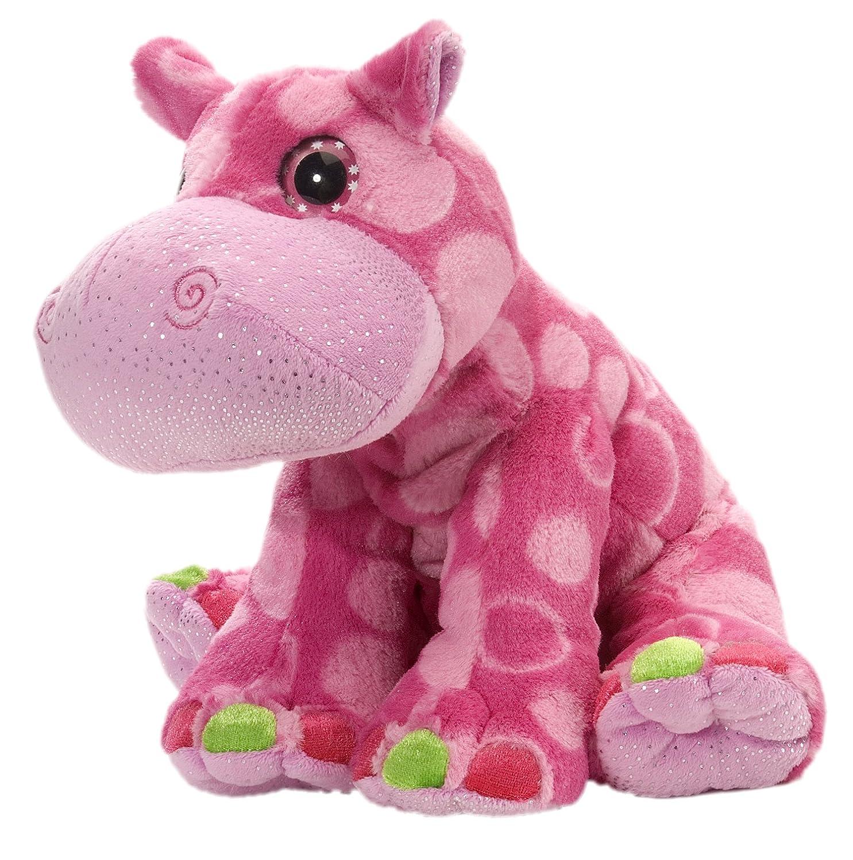 Sassy Pink Hippo