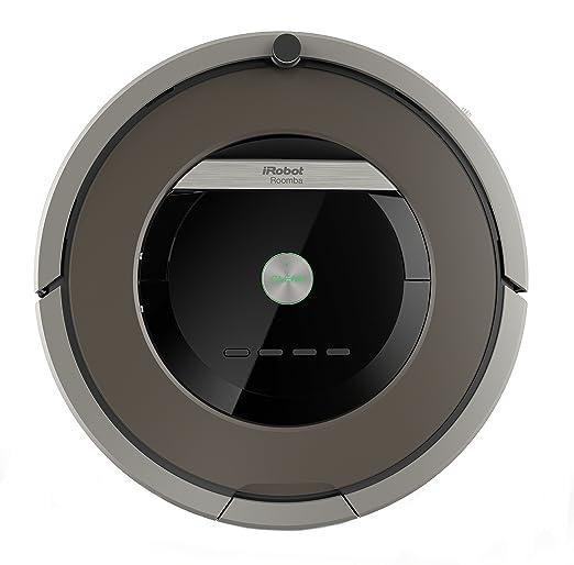 Descuento en el iRobot Roomba 871 - Robot aspirador, tecnología Aeroforce gracias al Premium Day