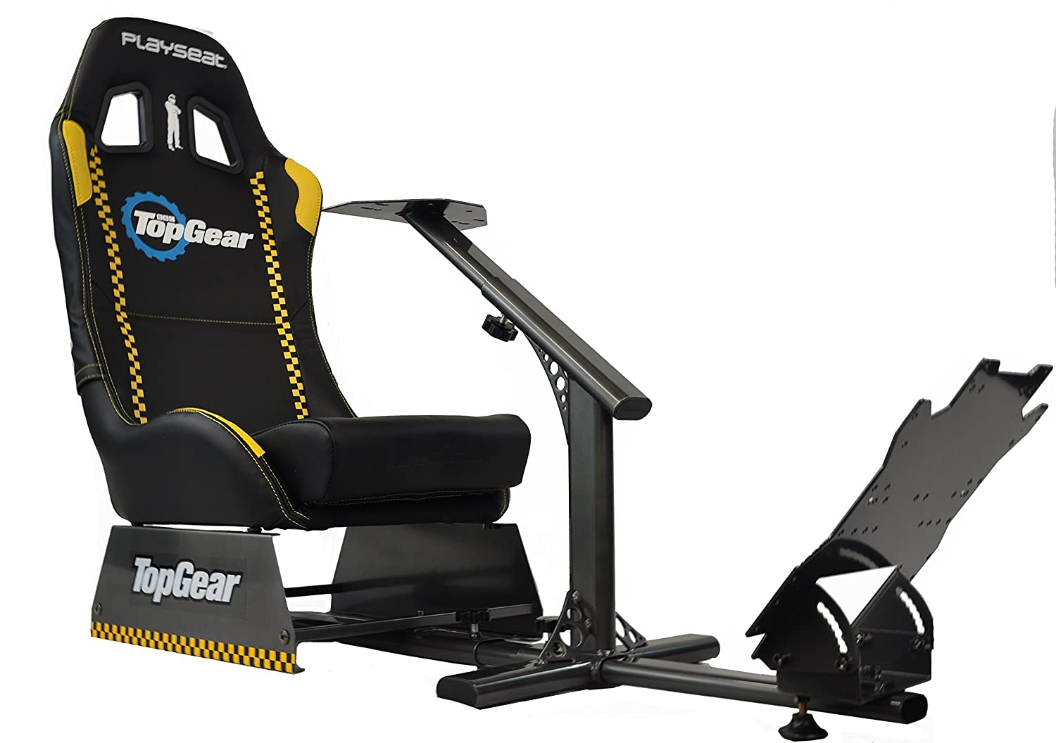 info on the playseat evolution top gear edition racing. Black Bedroom Furniture Sets. Home Design Ideas