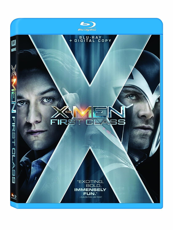 Amazon: X-Men First Class + Di...