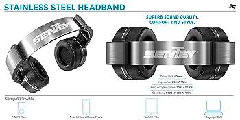 Sentey Headphones