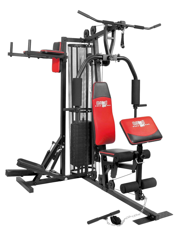 Inrichtingsafbeelding Fitnessapparaat