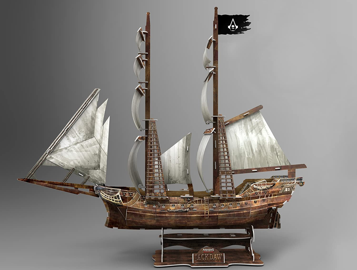 Barco Assassin's Creed Iv: Black Flag' - Jackdaw [Importación Francesa]