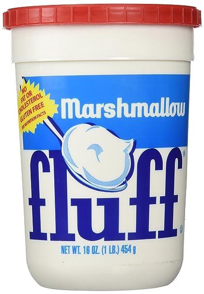 marshmellow fluff