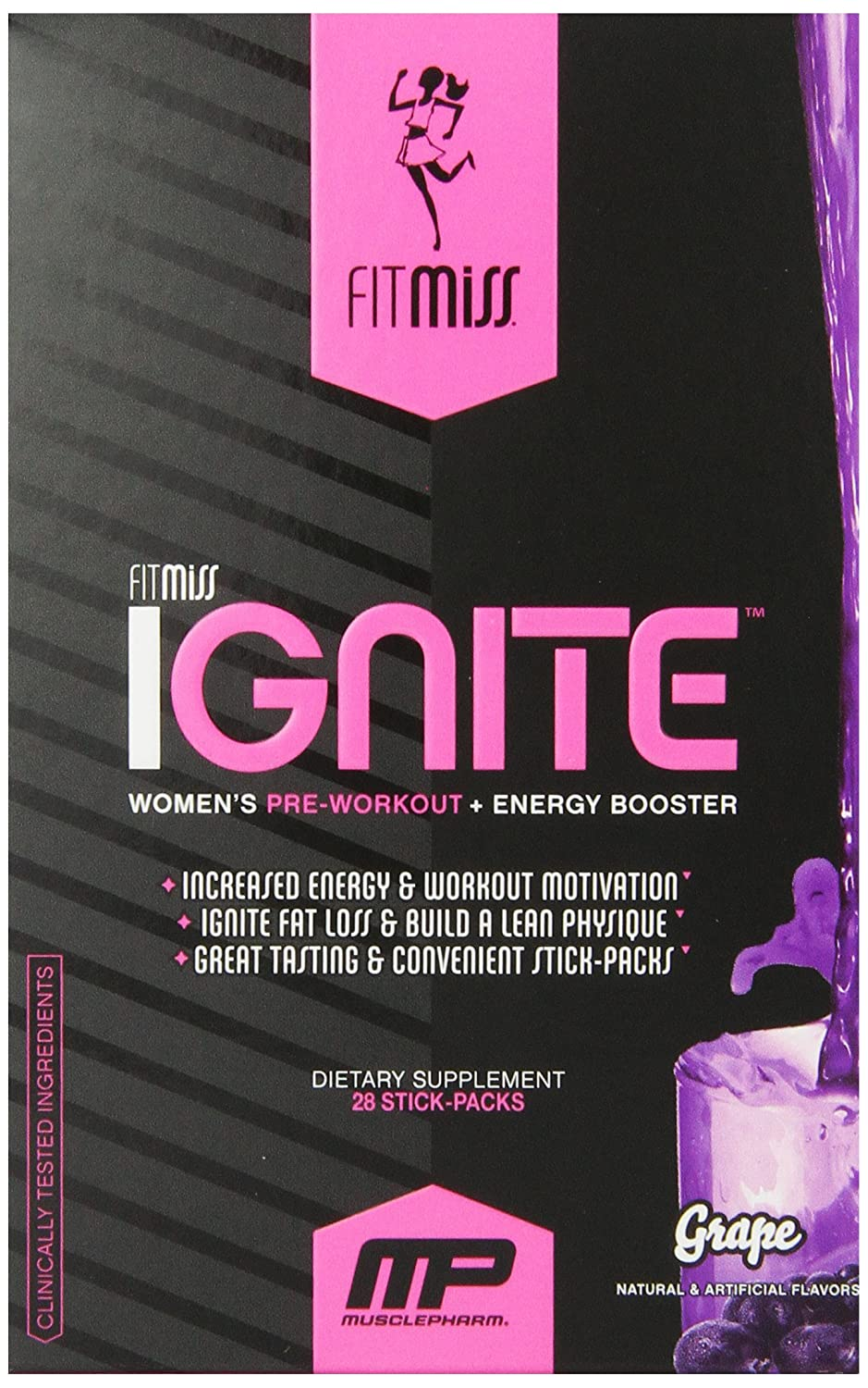 fitmiss ignite pre workout