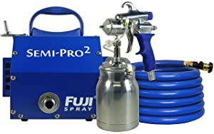 Choosing The Best HVLP Spray Gun; What You Should Know