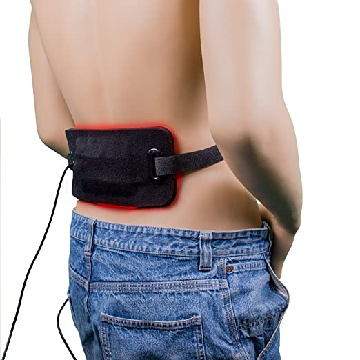 DPL Flexpad being used on the lower back
