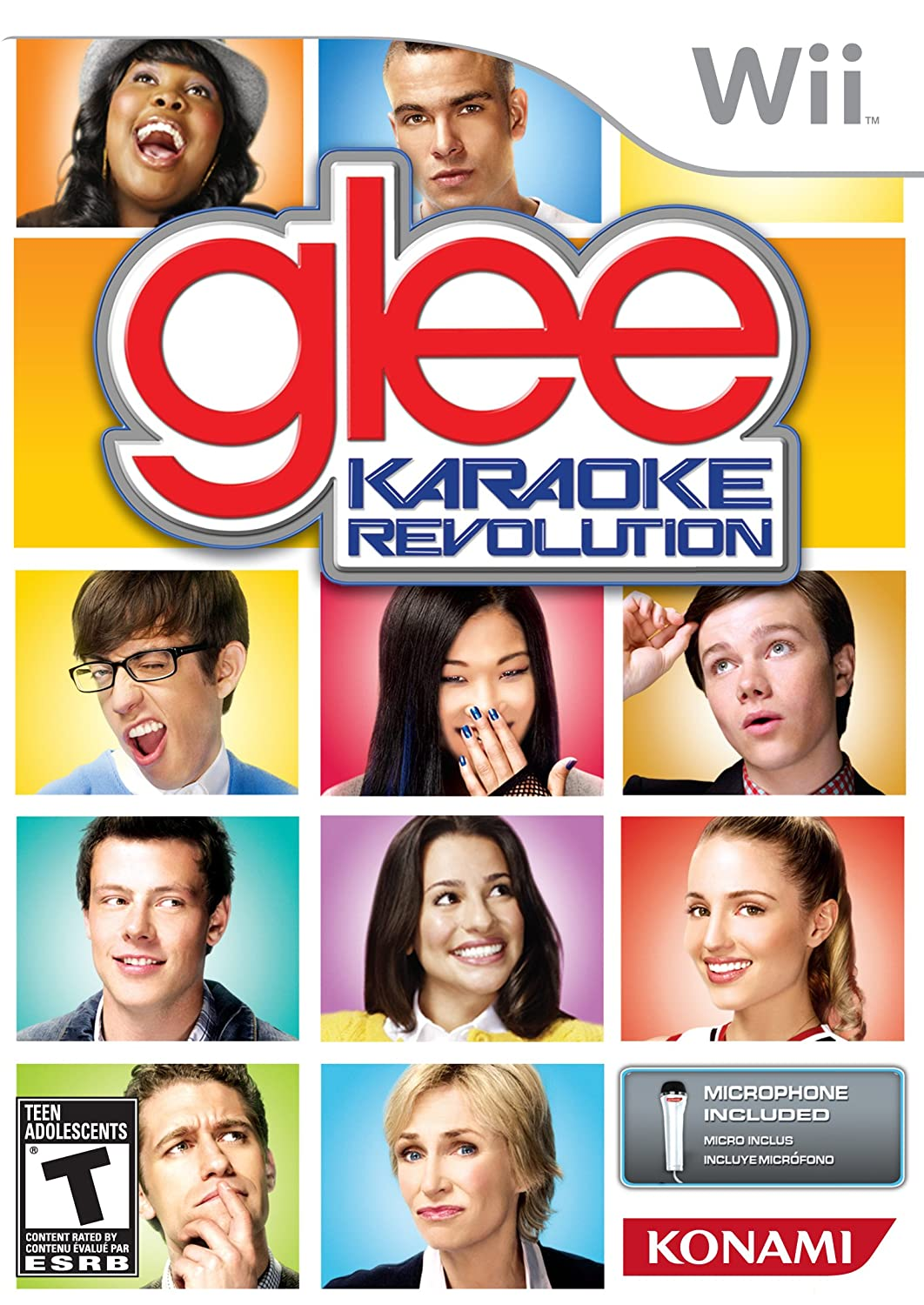 Karaoke Revolution Glee Bundle...