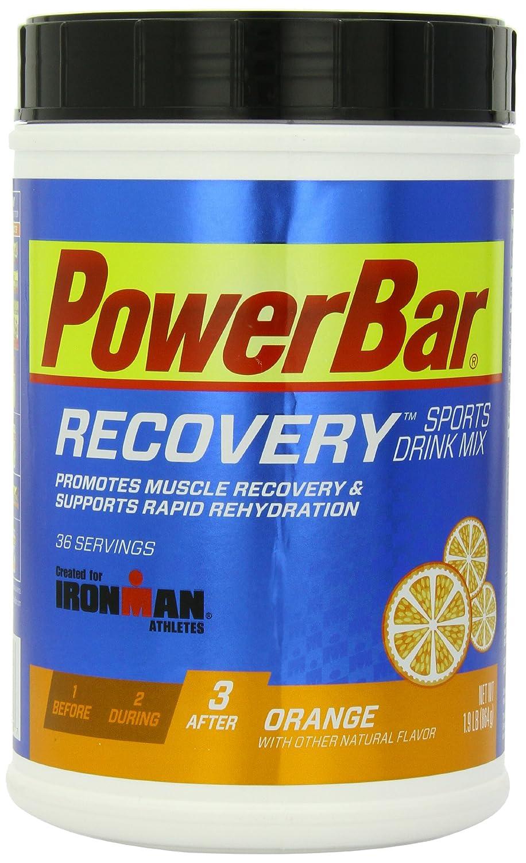 Powerbar Ironman Restore Beverage System, Orange