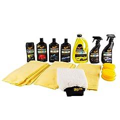 Meguiars G55048 Ultimate Car Care Kit