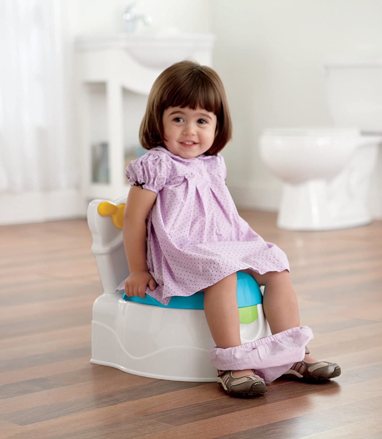 Fisher Price Potty Training Chair Kids Toddler Toilet Seat
