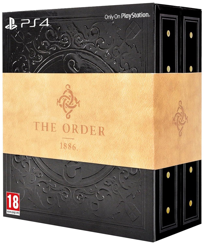 81Hd409u4vL._SL1500_ [Precommande] The Order 1886 : L'édition collector premium