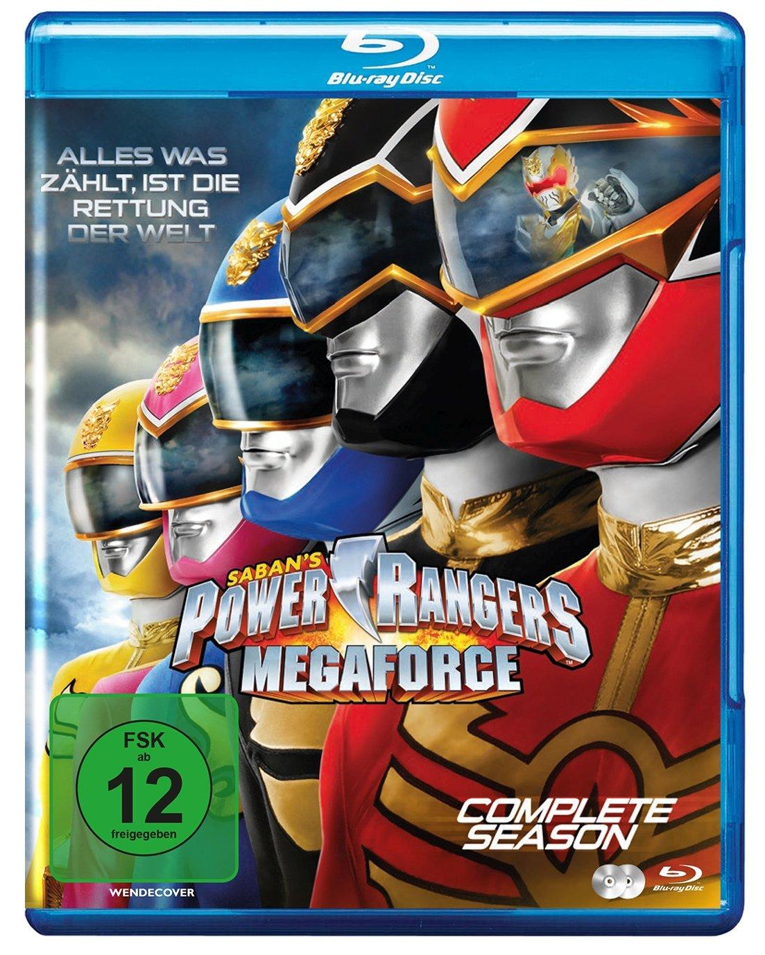 Power Rangers 2019 German Stream