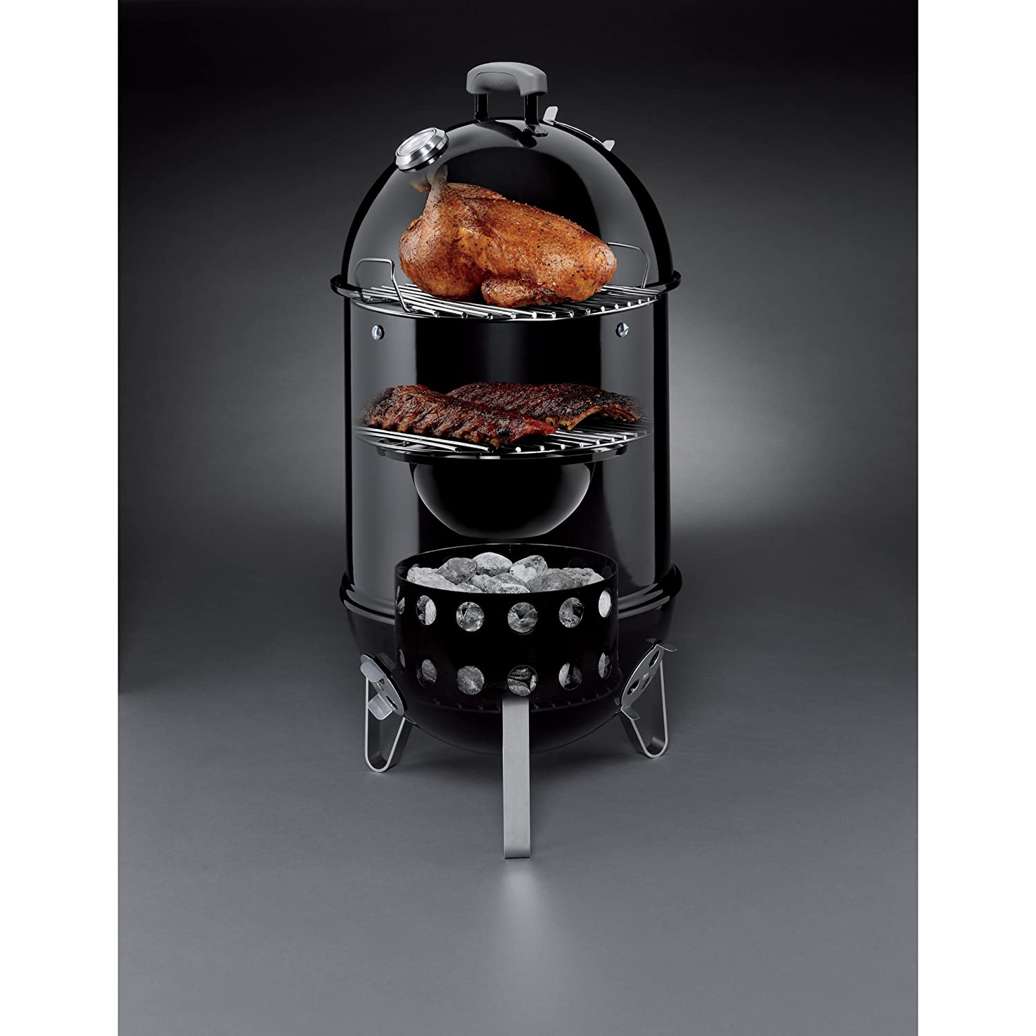 Weber 711001 Smokey Mountain Cooker 14.5 Inch
