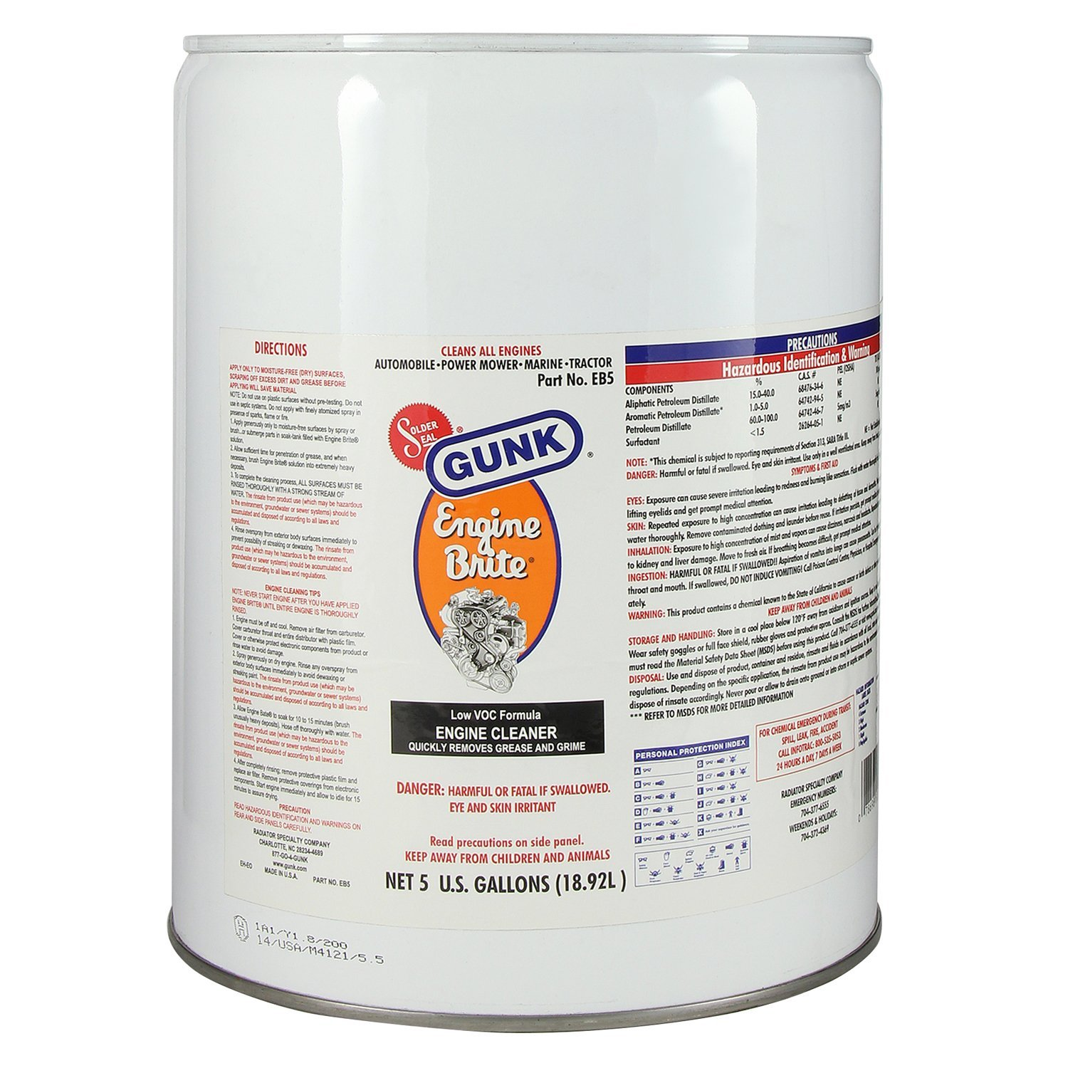 Spray Nine 22705 Grez-Off Heavy Duty Degreaser