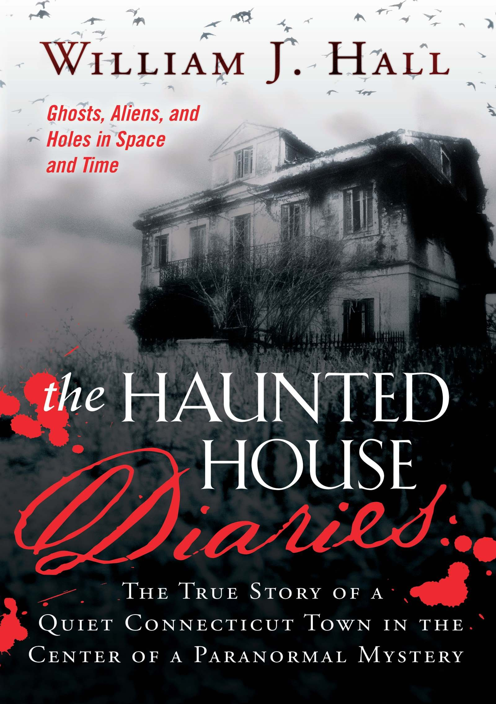 Haunted House Diaries | Scariest New England Ghost Stories on Inception Radio Network