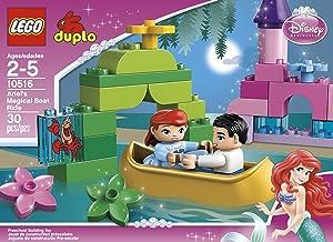 LEGO DUPLO Princess Ariel Magical Boat Ride
