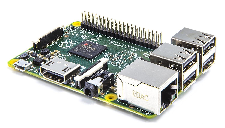 Raspberry Pi 2 Modello B Quad Core