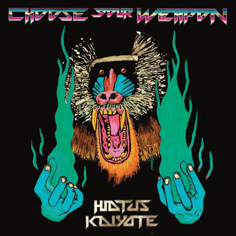Hiatus Koiyote second album cover