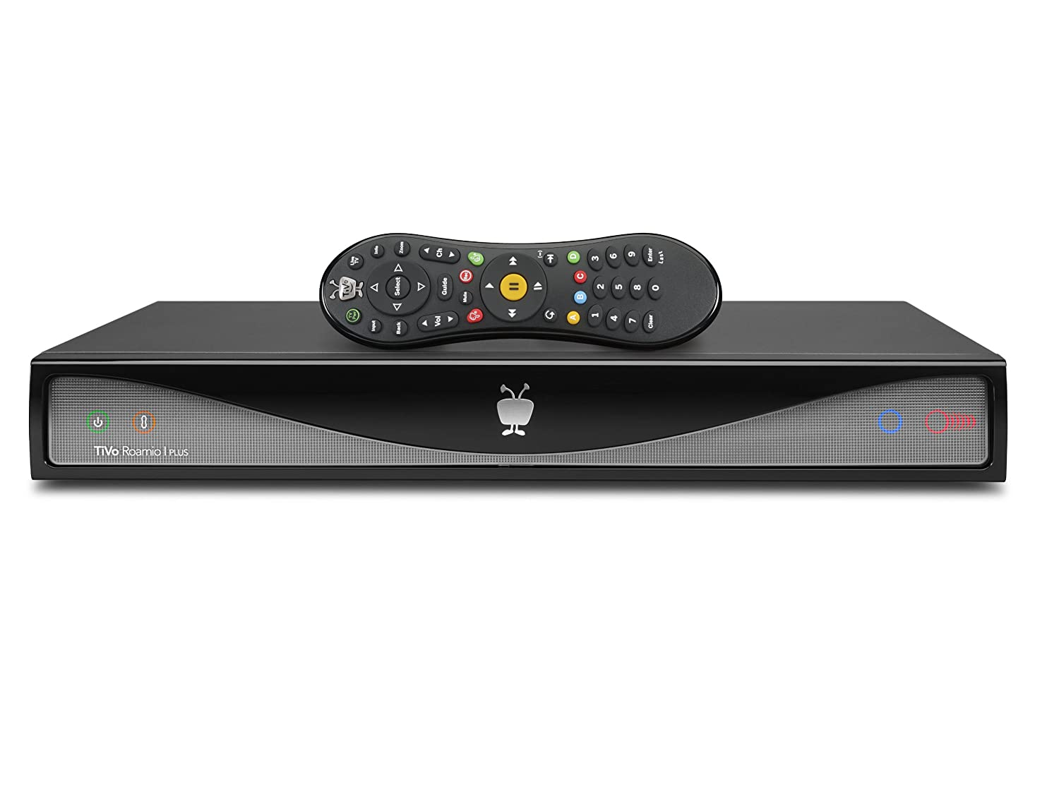 TiVo Roamio Plus HD Digital Video Recorder and Streaming Media Player TCD848000
