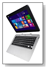 ASUS Transformer Book T200TA-C1-BL 2-in-1 Detachable 11.6 inch Laptop Review