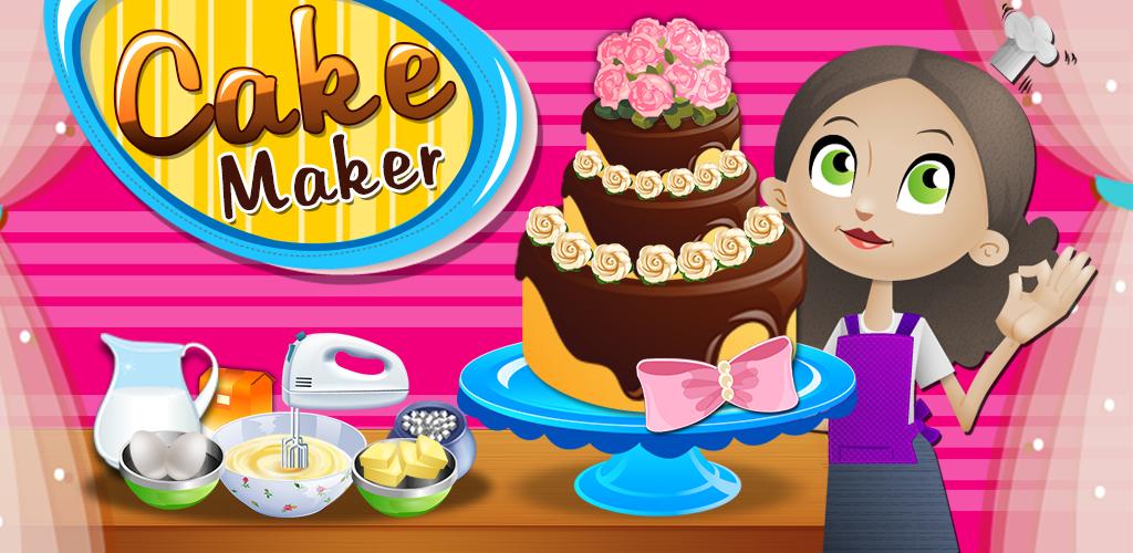 Kuchen Bäcker Spiele - Kuchen maker Games - Kids Bäckerei